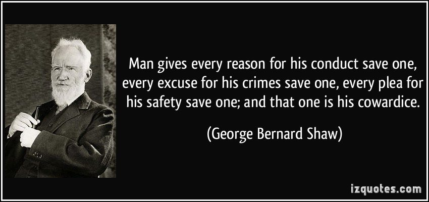 george-bernard-shaw-cowardice-quote