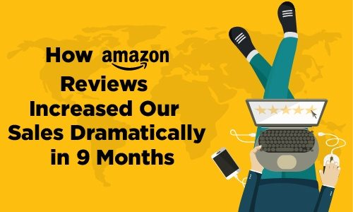 How amazon reviews increased our sales dramatically in 9 months