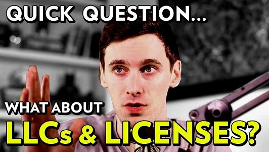 Do I Need an LLC or License to Get Started
