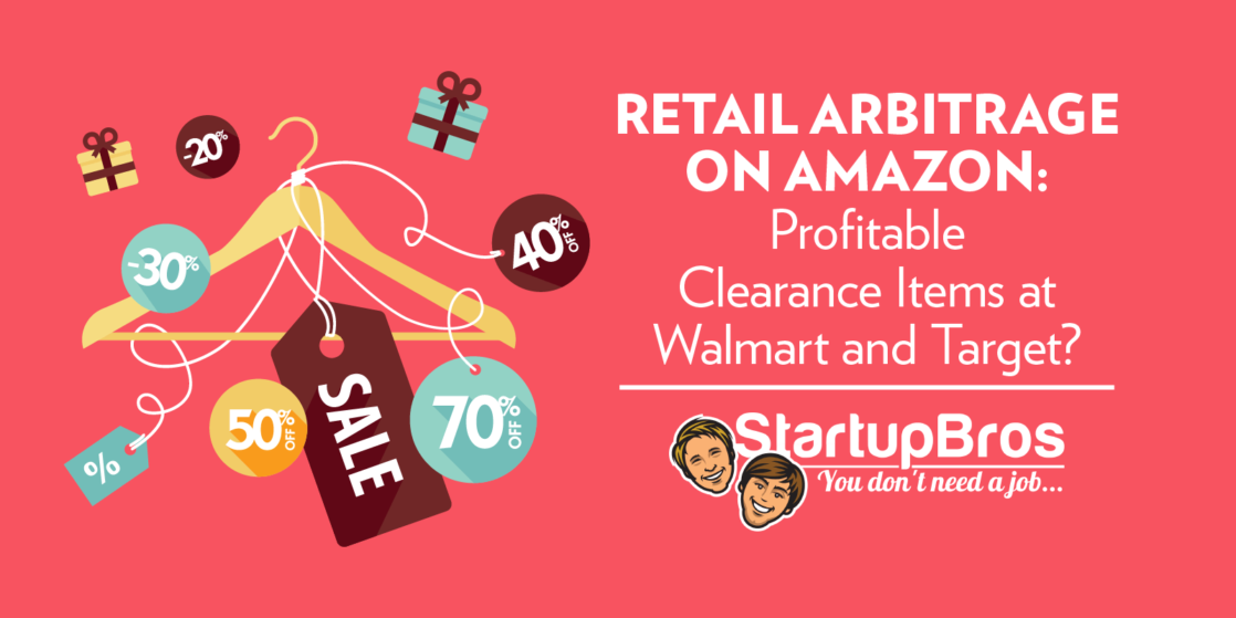 Retail Arbitrage: Profitable Clearance Items at Walmart and
